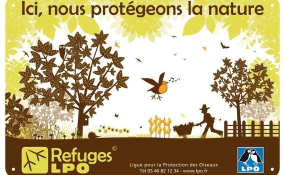 Créer un refuge LPO