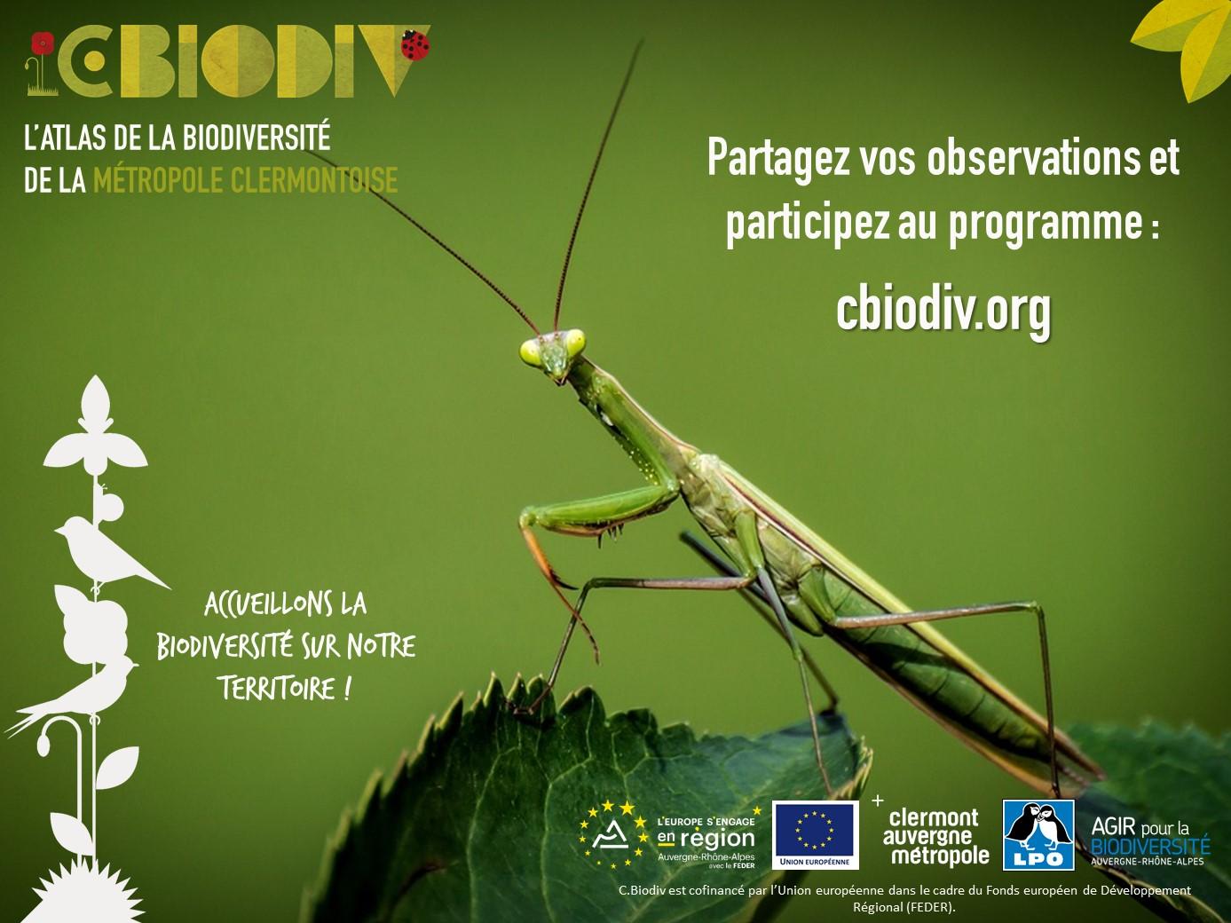 C.Biodiv: c'est parti!