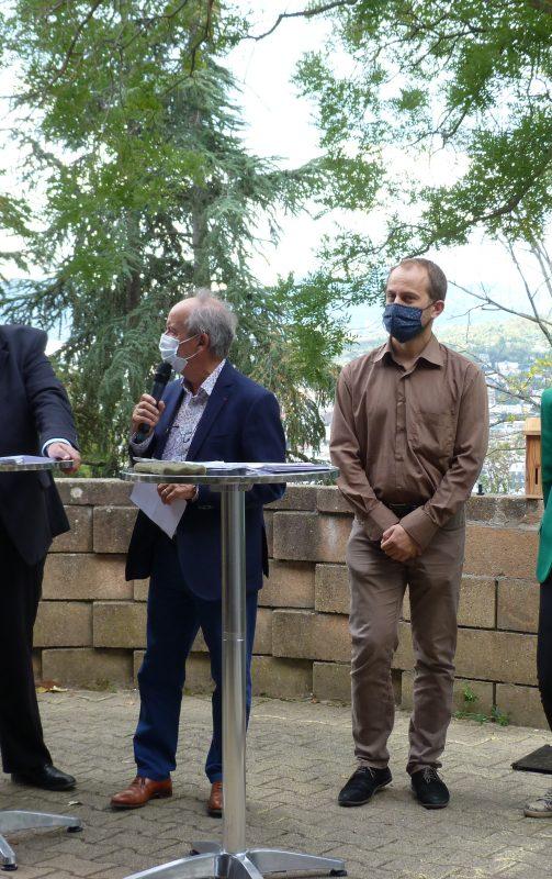 Inauguration C.Biodiv